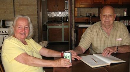 Annie & Jim Lipuma