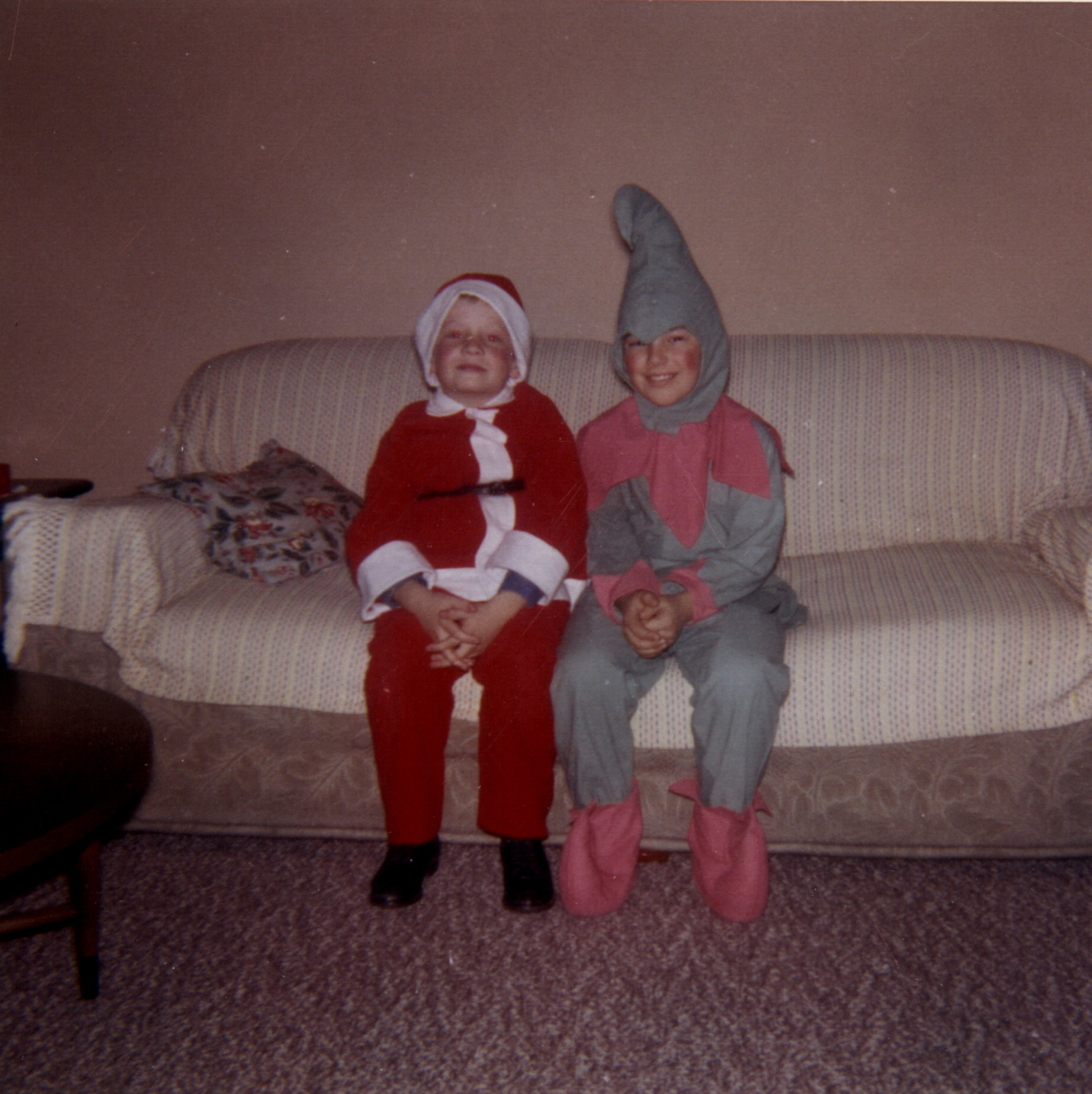 Keith & Dave Farina 1961.jpg