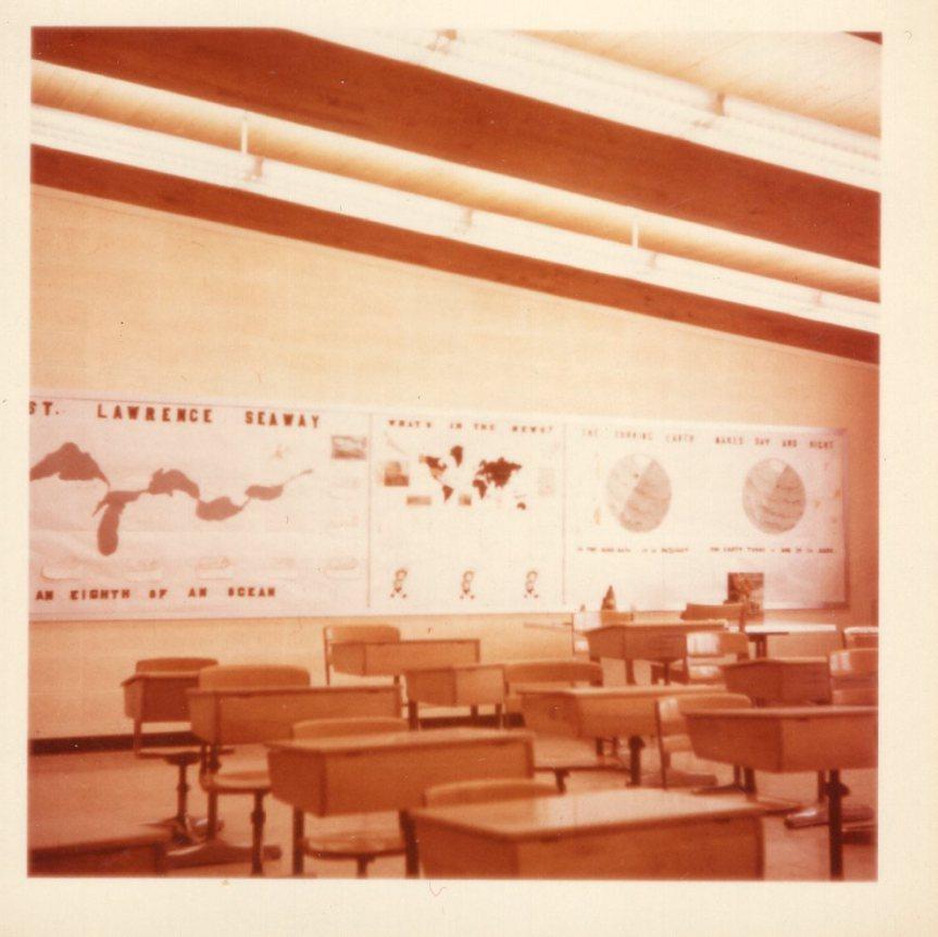 New views of Quarry Elementary courtesy of Peggy MeigsBurda