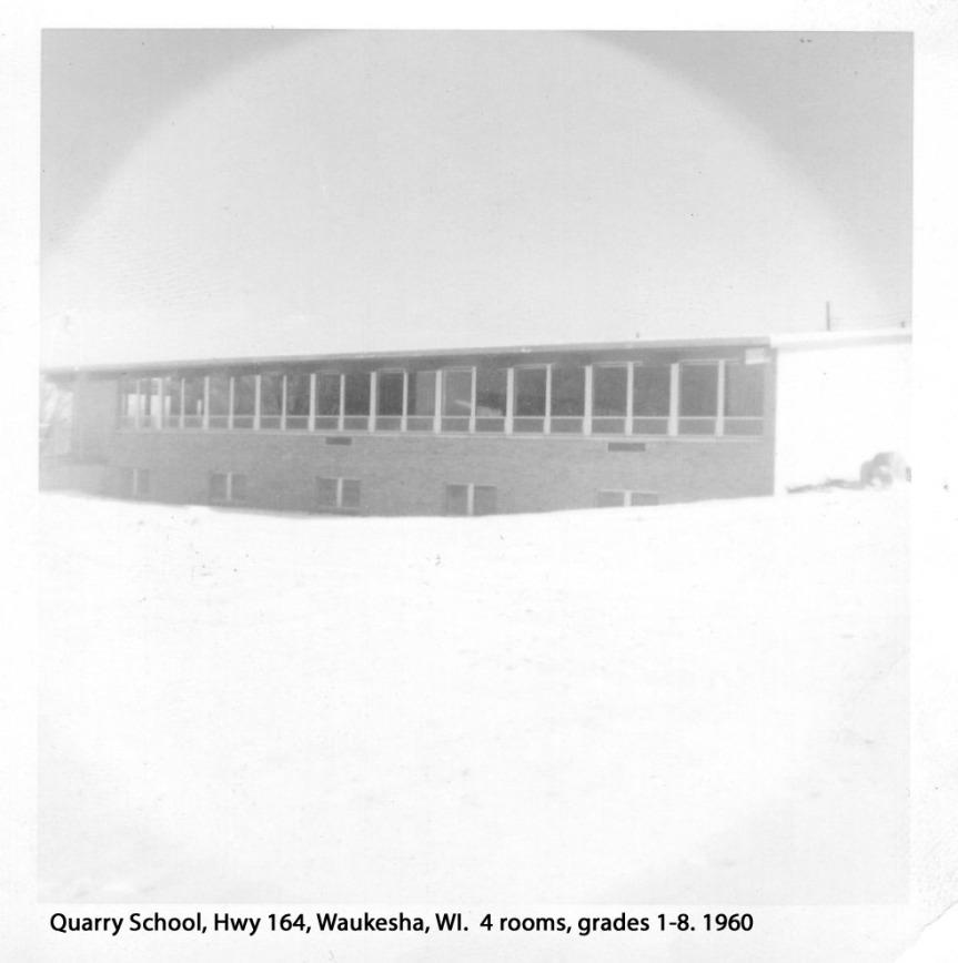Quarry Elementary western exteriorview